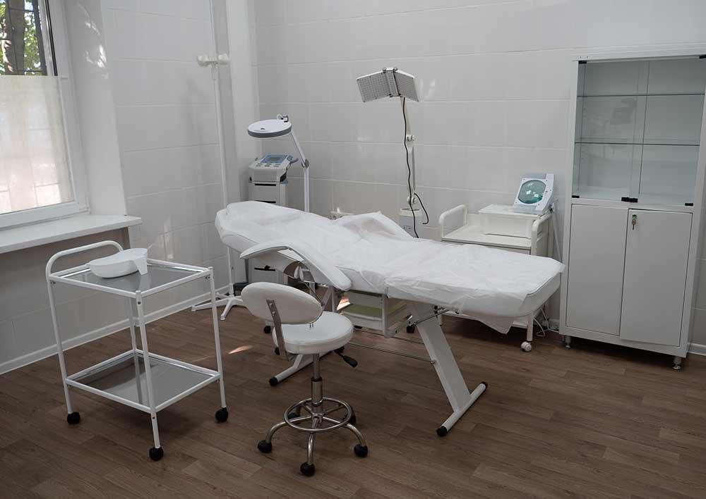Кабинет врача дерматолога косметолога